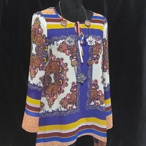 SIENNA ROSE, INC. Blouse